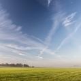 Zonnige herfstochtend op 't Hoogeland II