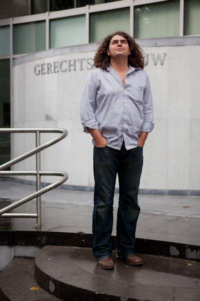 Rob Zijlstra, rechtbankverslaggever