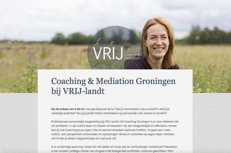 VRIJ-landt.nl