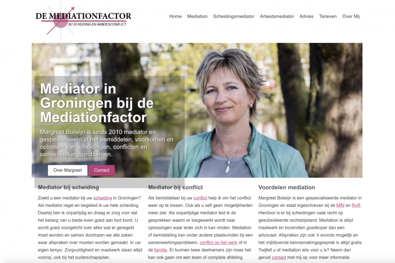 www.demediationfactor.nl