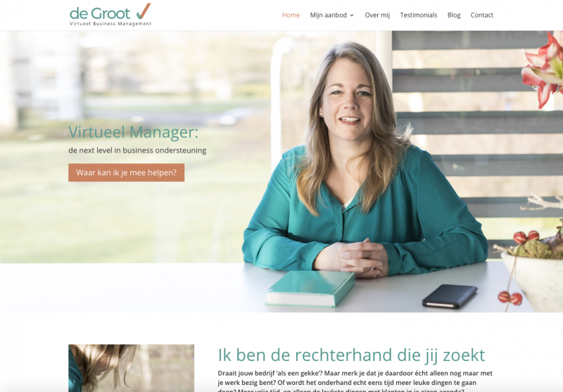 www.degrootbusinessmanagement.nl