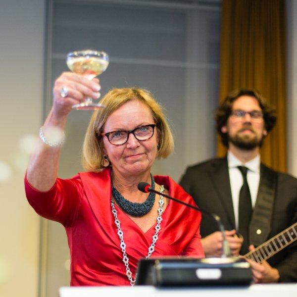 Marijke van Beek, burgemeester gemeente Eemsmond